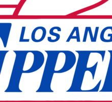 Clippers logo Sticker