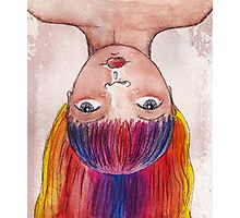 My Rainbow Life Photographic Print