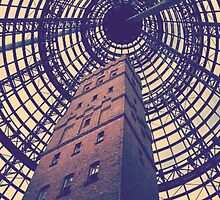shot tower by PJ Ryan