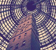 shot tower by PJ Ryan