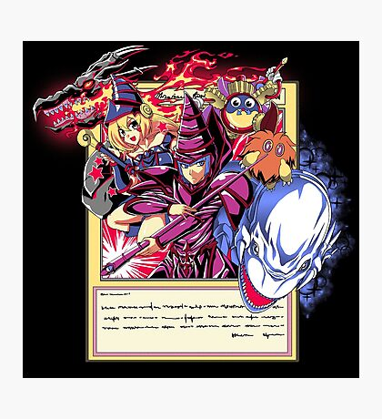 time to duel Photographic Print