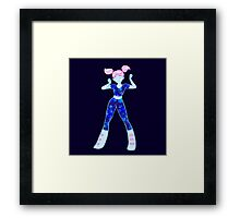 Space Suit  Framed Print