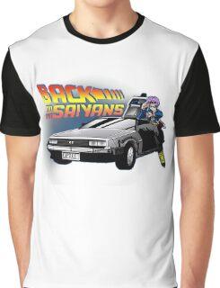 Back To the Saiyans Graphic T-Shirt