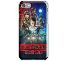 Stranger Things Epic Design iPhone Case/Skin