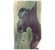 Kodama (tree spirit) - see description Poster