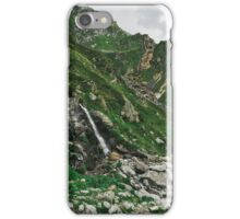 Rocky Green Alpine Landscape iPhone Case/Skin