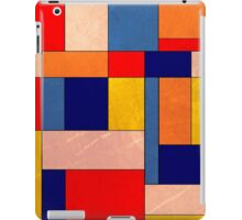 Abstract #340 iPad Case/Skin