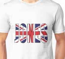 Jones (UK) Unisex T-Shirt