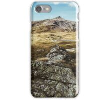 Greina High Plain in Grisons (Switzerland) on Sunny Summer Day iPhone Case/Skin