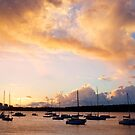 Sunset at Watsons Bay by mypic