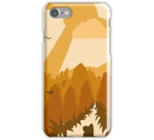 Yellow River iPhone Case/Skin