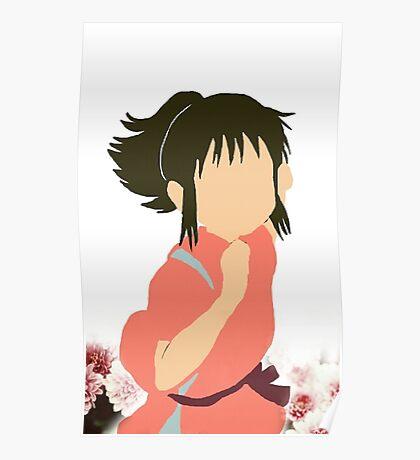 Chihiro Miyazaki Poster
