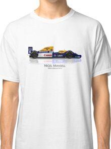 Williams FW14 - 1991 Nigel Mansell Classic T-Shirt