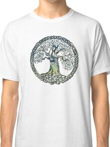 CELTIC KNOTS TREE OF LIFE - spring Classic T-Shirt
