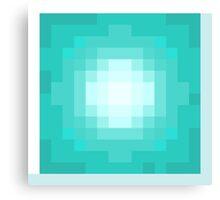 Minecraft Beacon Canvas Print
