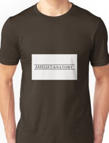 Amelia's Anatomy Unisex T-Shirt