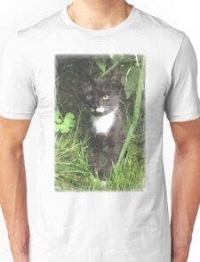 Kitten in the Woods Unisex T-Shirt