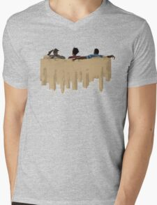 Atlanta Couch Mens V-Neck T-Shirt