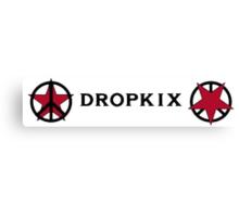 Space Dandy Dropkix Merch 2 Rough Style Canvas Print