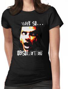 Broken Nero | Jeff Hardy Womens Fitted T-Shirt