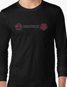 Space Dandy Dropkix Merch 2 Rough Style Long Sleeve T-Shirt