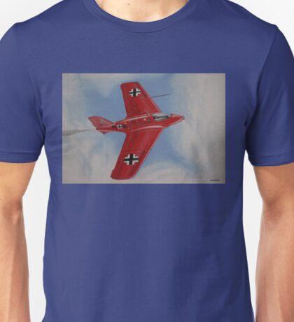 ME-163B Komet, WWII Rocket Propelled Fighter Unisex T-Shirt
