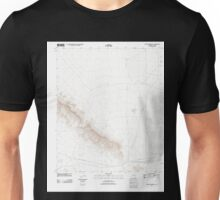 USGS TOPO Map Arizona AZ New Water Well 20111025 TM Unisex T-Shirt