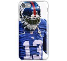 Odell Beckham Jr. PNG OBJ iPhone Case/Skin