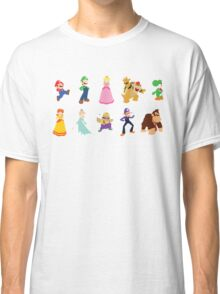 Minimalist Mario Party Classic T-Shirt