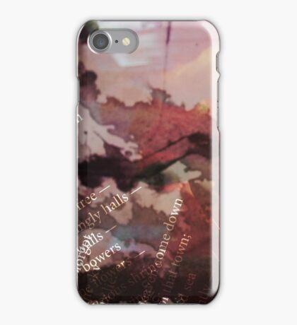 Beautiful Decay iPhone Case/Skin