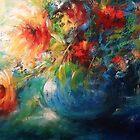 a pot of joy by Roman Burgan