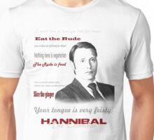 Hannibal puns Unisex T-Shirt