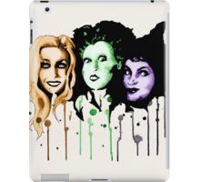 The Sanderson Sisters  iPad Case/Skin