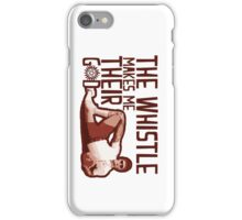 One Simple Rule: Dodge iPhone Case/Skin