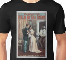 Performing Arts Posters Wm Gillettes Held by the enemy 0909 Unisex T-Shirt