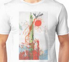 CITY UNDER ATTACK(SKETCH IDEA) (C2016) Unisex T-Shirt