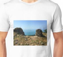 The sea view Unisex T-Shirt