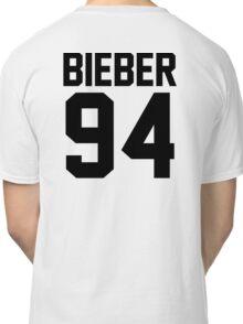 #JUSTINBIEBER Classic T-Shirt