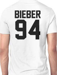 #JUSTINBIEBER Unisex T-Shirt