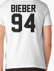 #JUSTINBIEBER Mens V-Neck T-Shirt
