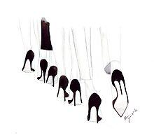 Shoes Shoes Shoes... by FallintoLondon