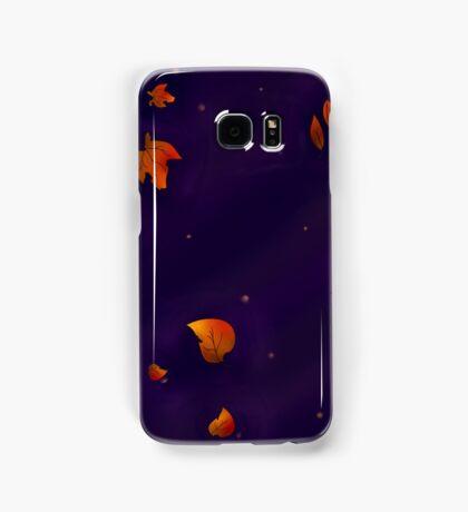 Starry Autumn Samsung Galaxy Case/Skin