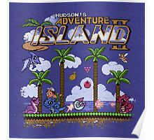 Island Adventure, too Poster