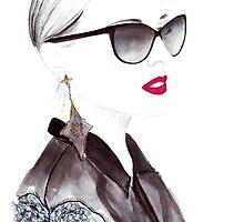 In Dior Zeli's by FallintoLondon