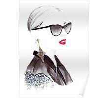 In Dior Zeli's Poster
