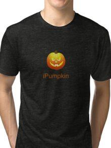 iPumpkin Tri-blend T-Shirt