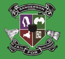 Sanderson Academy One Piece - Short Sleeve