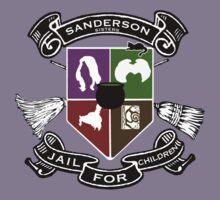 Sanderson Academy Kids Tee