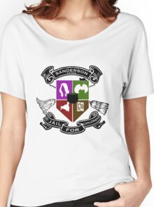 Sanderson Academy Women's Relaxed Fit T-Shirt