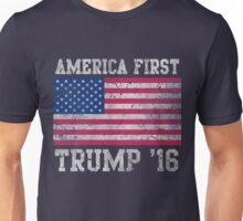 America First Trump 2016 Unisex T-Shirt